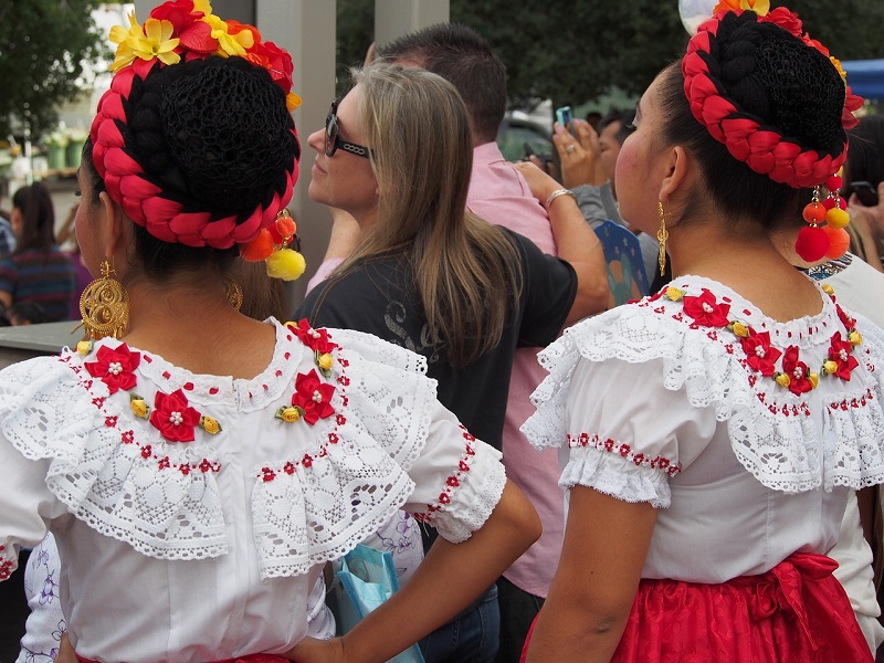 March in Nayarit Mexico